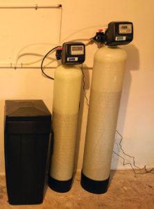 Burnsville Customer  Get Water Softener, Iron Filter