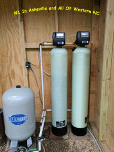 Iron Filter & Neutralizer Install In Barnardsville