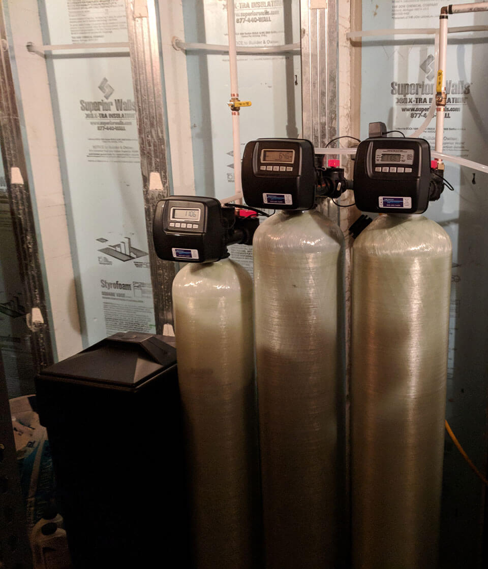 New Clyde Customer Gets Three Filtration System