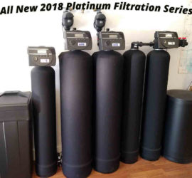 All New 2018 Platinum Filtration Series For Asheville