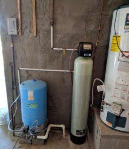 Barnardsville Customer Gets New Iron Filter To Fix Issue