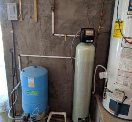 Barnardsville Customer Gets New Iron Filter To Fix Issue