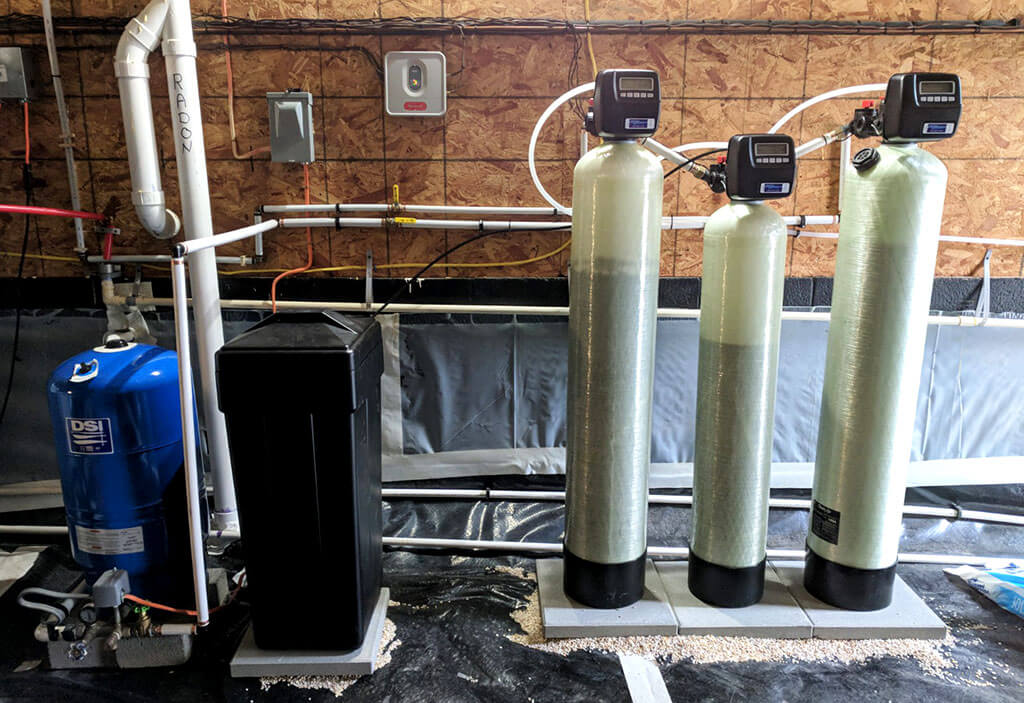 Mills River Customer Get's The Big Three Filtration System