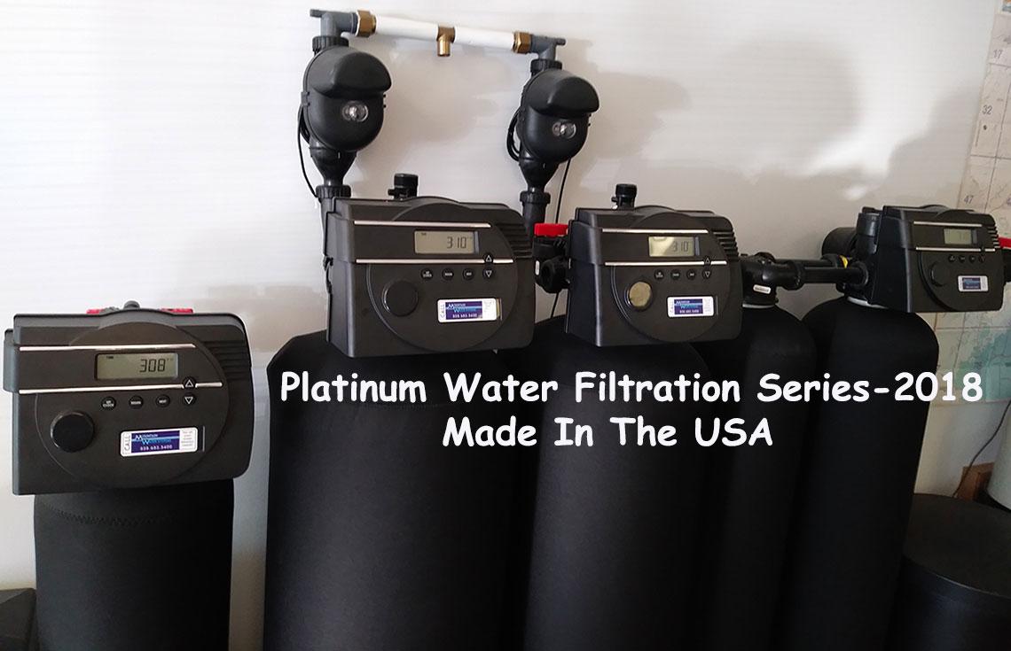 Platinum Water Filtration Series 2018