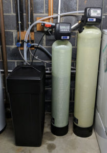 Weaverville Customer Adds Water Softener To Fight Hardness