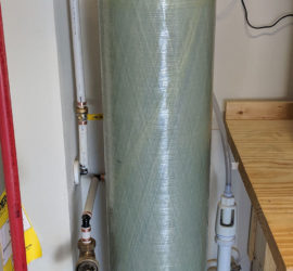 Weaverville Customer Purifies Smelly City Water