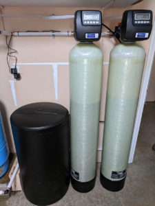 Rental Home In Marshall Gets Iron Filter & Softener