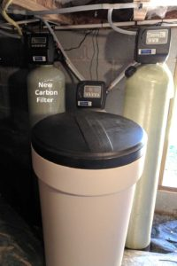 Whole House Carbon Filter Added To Weaverville Home
