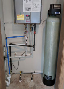 Carbon Filter Knocks Out Chlorine Smell