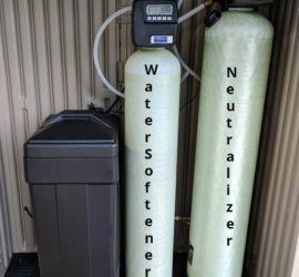 Upgraded Water Softener & Neutralizer In Rutherfordton NC