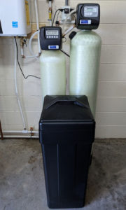 Water Hardness Fixed With Softener