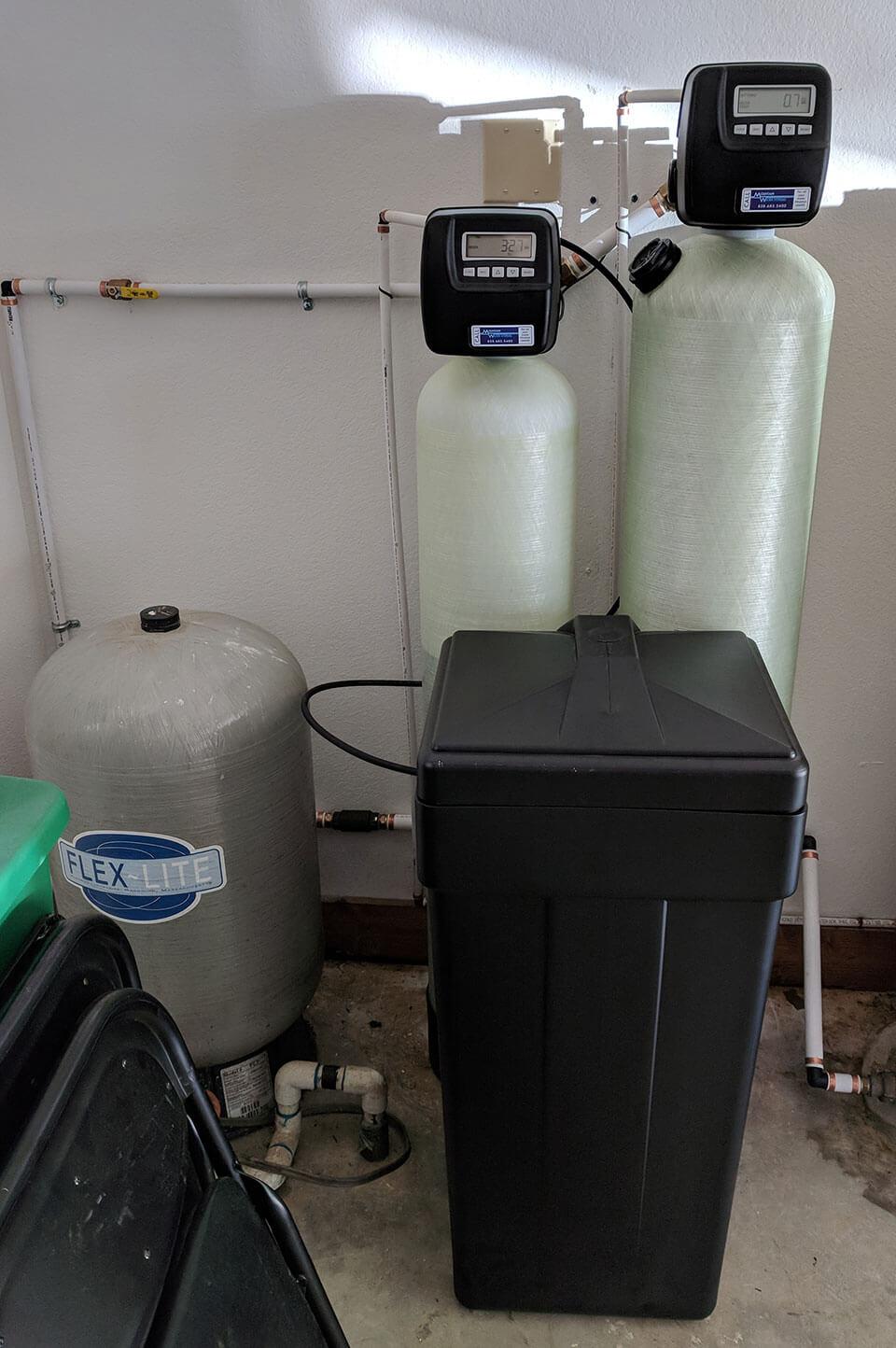New Neutralizer And Water Softener In Burnsville