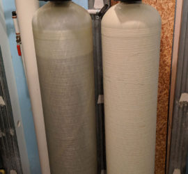 Asheville Customer Gets Water Softener For Hard Water Issue