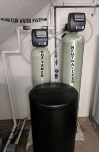 Neutralizer and Water Softener Upgraded in Weaverville