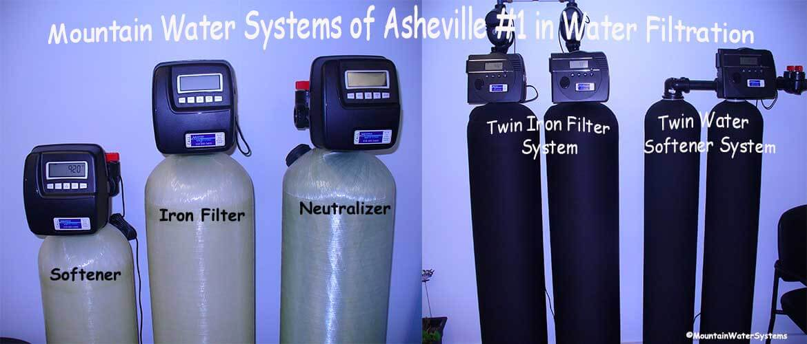Mountain Water Systems Is Number 1 in Filtration