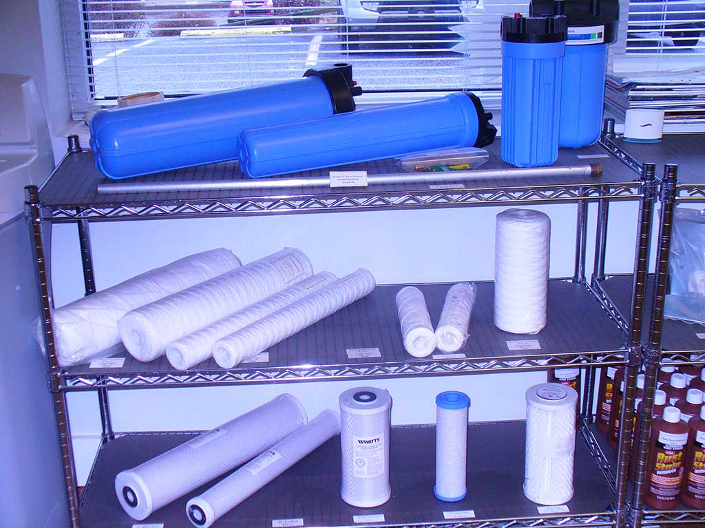 Get Your Filters Here At Mountain Water Systems