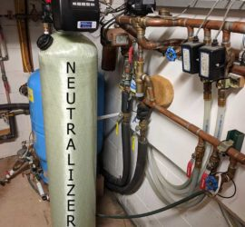 Neutralizer Solves Acidic Water Issue In Marshall