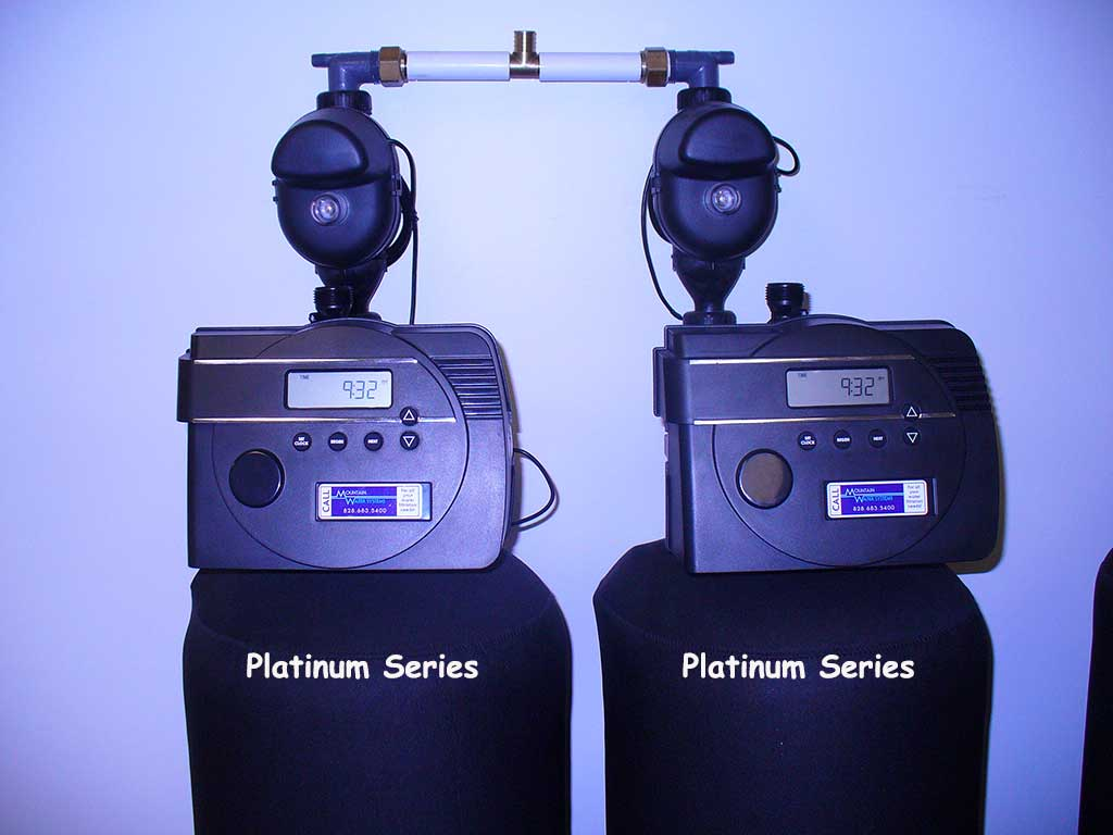 Our Platinum Series Water Filtration For The Big Jobs In Asheville