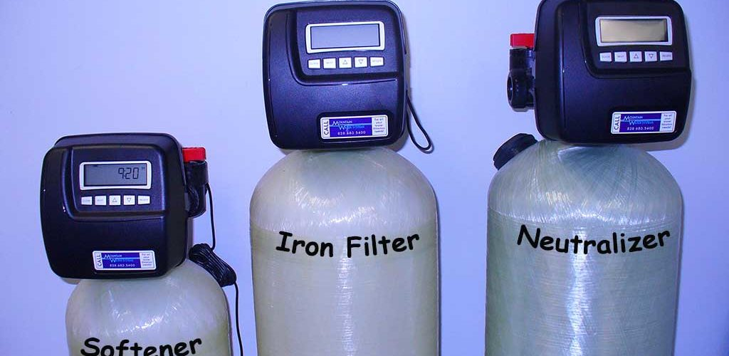 Top Three Water Filtration Systems In Asheville & Western, NC