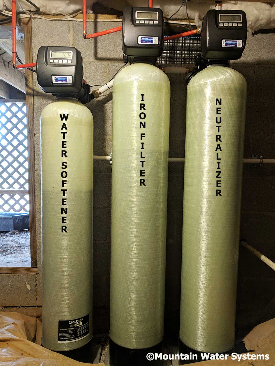 Happy Arden Customer Now Has The Three Best Filtration