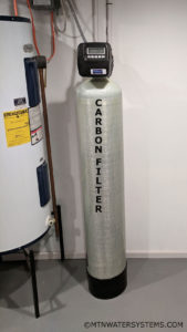 Carbon Filter For asheville Customer