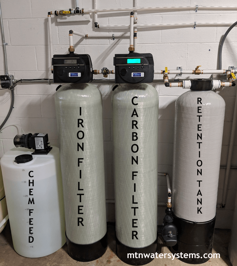 Chandler Business Gets Water Filtration System