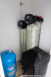 Neutralizer and Softener Protects New Home's Plumbing