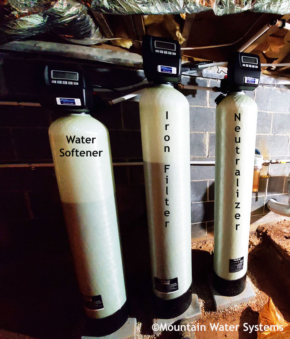 Fletcher Customer Upgrades Water Filtration Systems with MWS