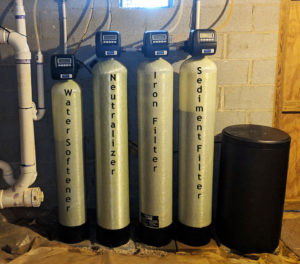 Low pH, High Iron and Hard Water Corrected In Asheville