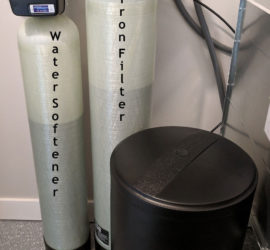 Alexander Customer Gets Iron Filter, Softener for New Home