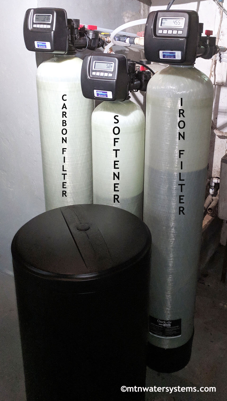 Candler Customer Upgrades Water Filtration System