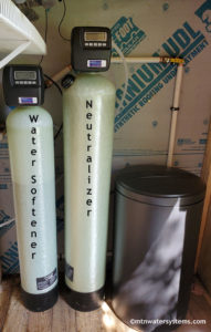New Homeowners Gets Water Filtration System