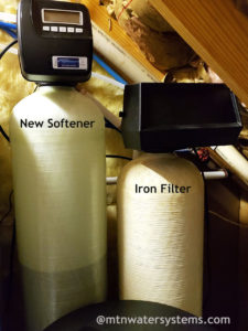 Weaverville Now has Great Water With Softener