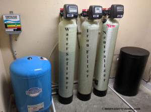 Weaverville Home now Has the Big 3 Water Filtration