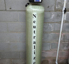 Candler Customer Finally Upgrades Neutralizer