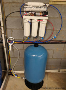 Reverse Osmosis System  makes Water Better