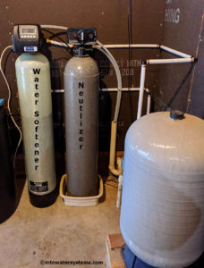 Water Softener fixes Hard Water issue in Asheville