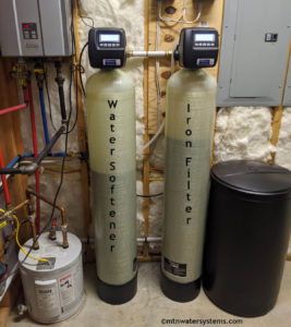 Iron Filter and Softener for Leicester family