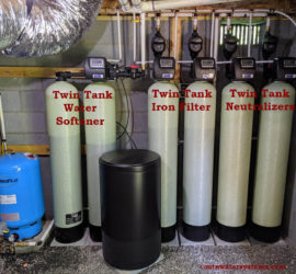 Triple tanks Filtration Does It