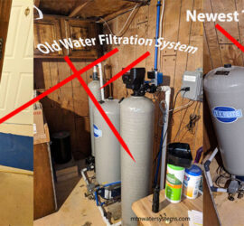 Nice Big Upgrade to the Newest in Water Filtration