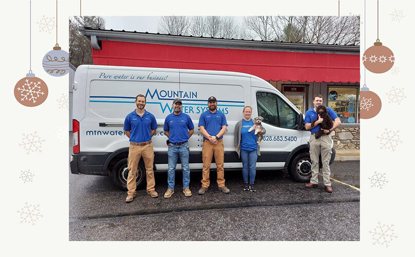 Happy Holidays From Mountain Water Systems