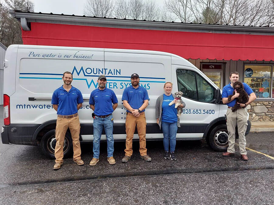 The People Behind Mountain Water Systems