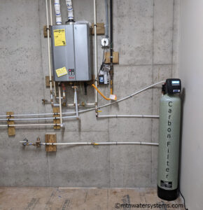 Chlorine Free Water in Asheville
