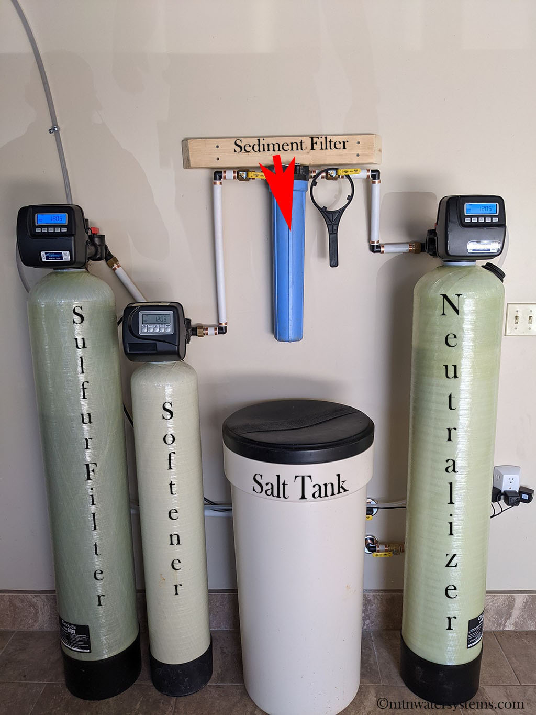 Best Water in Weaverrville!