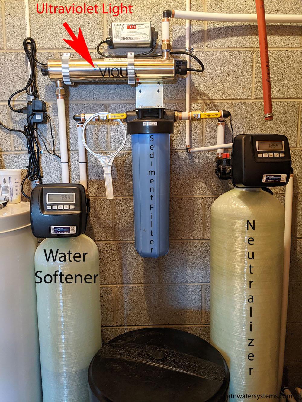 Super Clean Water in Weaverville