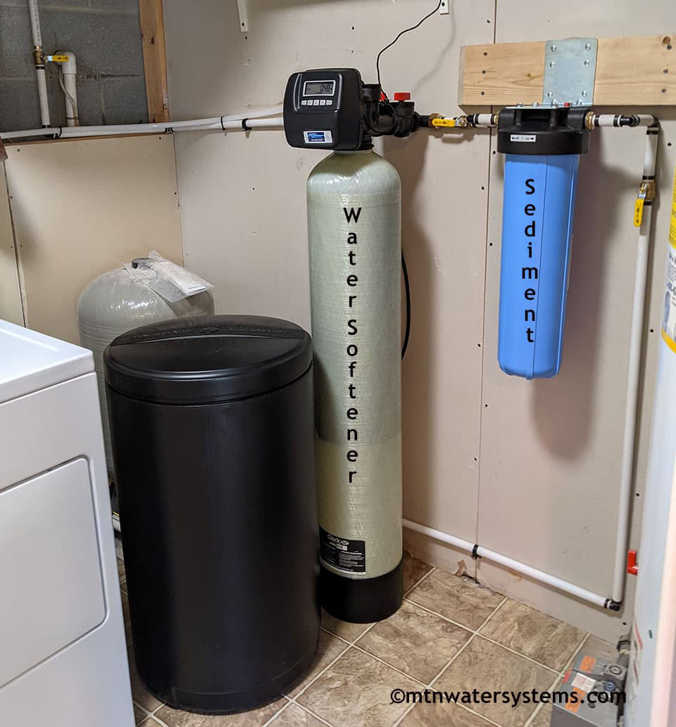 Happy Alexander Family with New Softener Install