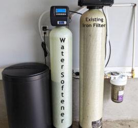 Customer in Weaverville Adds Softener